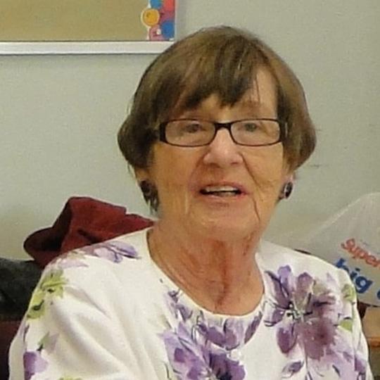 Margaret Wheeler Guzi